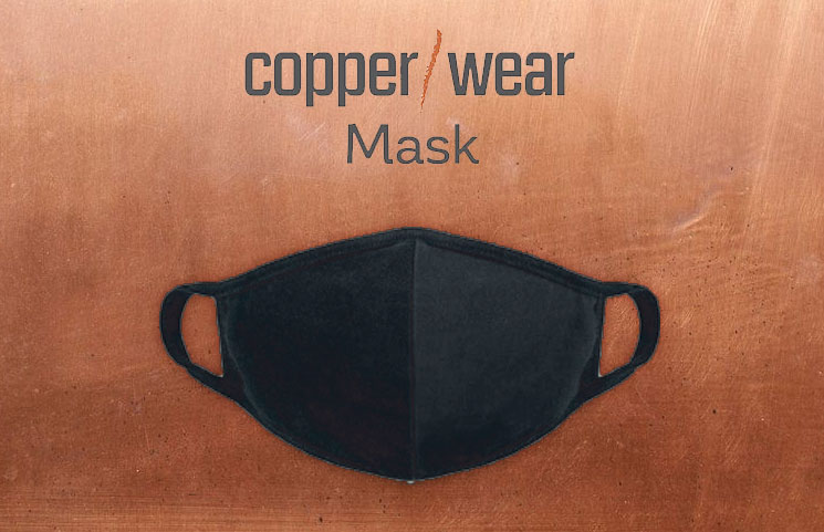 Copper-Wear-Mask
