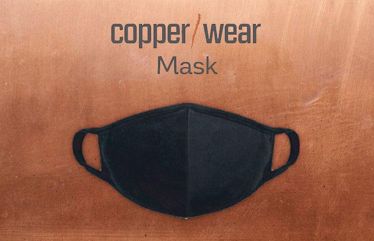 Copper-Wear-Mask