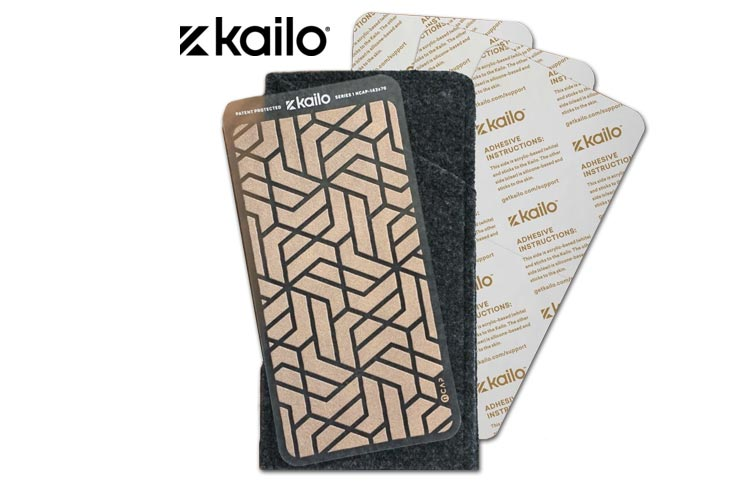 Kailo Pain Patch: Nanotech Bio-Antenna Relief from Electrical Signals?