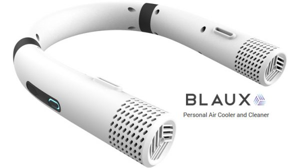 Blaux Wearable AC
